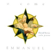Cover image of the album O Come Emmanuel by David Nevue