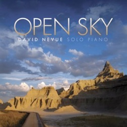 Cover image of the album Open Sky by David Nevue