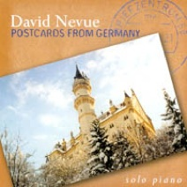 Cover image of the album Postcards From Germany by David Nevue