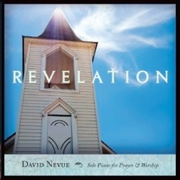 Cover image of the album Revelation by David Nevue