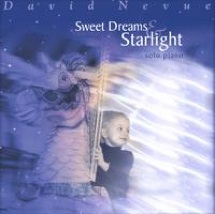 Cover image of the album Sweet Dreams and Starlight by David Nevue