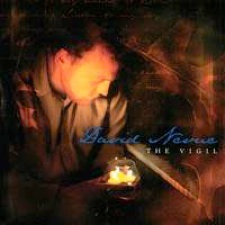 Cover image of the album The Vigil by David Nevue