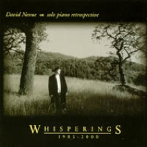 Cover image of the album Whisperings by David Nevue