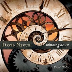 Cover image of the album Winding Down by David Nevue