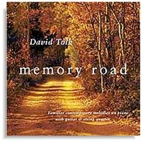 Cover image of the album Memory Road by David Tolk