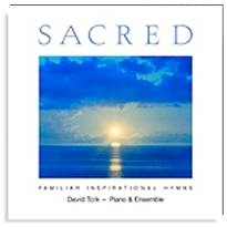 Cover image of the album Sacred by David Tolk