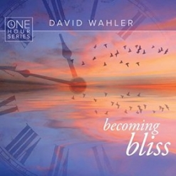 Cover image of the album Becoming Bliss by David Wahler