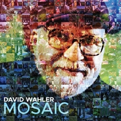 Cover image of the album Mosaic by David Wahler
