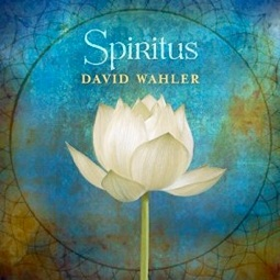 Cover image of the album Spiritus by David Wahler