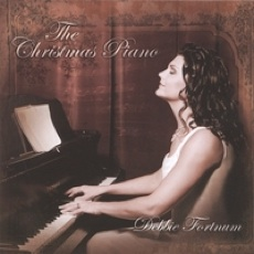 Cover image of the album The Christmas Piano by Debbie Fortnum