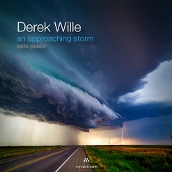 Cover image of the album An Approaching Storm by Derek Wille