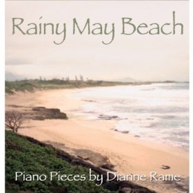 Cover image of the album Rainy May Beach by Dianne Rame
