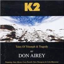 Cover image of the album K2 - Tales of Triumph & Tragedy by Don Airey