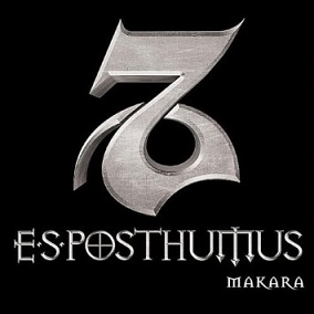Cover image of the album Makara by E. S. Posthumus