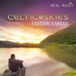 Cover image of the album Celtic Skies by Eamonn Karran