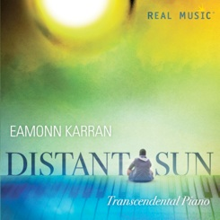 Cover image of the album Distant Sun by Eamonn Karran