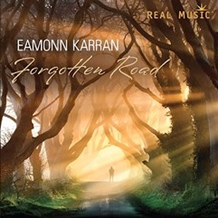 Cover image of the album Forgotten Road by Eamonn Karran