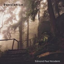 Cover image of the album Desolation single by Edmond Paul Nicodemi