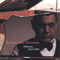Cover image of the album Parallel Solitudes by Edmond Paul Nicodemi