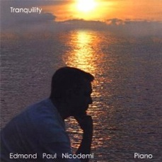 Cover image of the album Tranquility by Edmond Paul Nicodemi