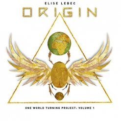 Cover image of the album Origin by Elise Lebec