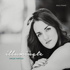 Cover image of the album Illuminate by Emilee Hartley
