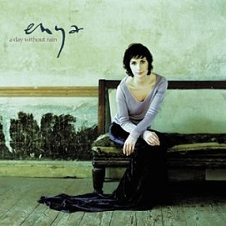 Cover image of the album A Day Without Rain by Enya