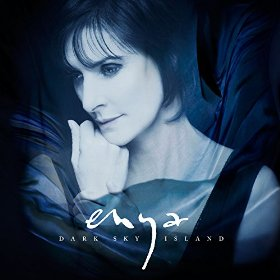 Cover image of the album Dark Sky Island by Enya
