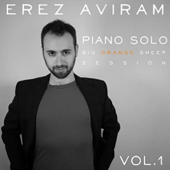 Cover image of the album Piano Solo, Vol. 1 by Erez Aviram