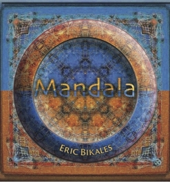 Cover image of the album Mandala by Eric Bikales