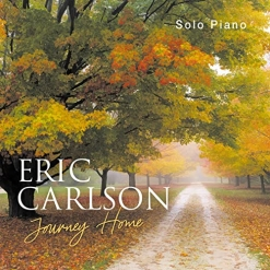 Cover image of the album Journey Home by Eric Carlson