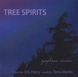 Cover image of the album Tree Spirits: Symphonic Version by Eric Harry