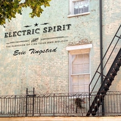 Cover image of the album Electric Spirit by Eric Tingstad