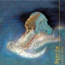 Cover image of the album Spirits by Erik Scott