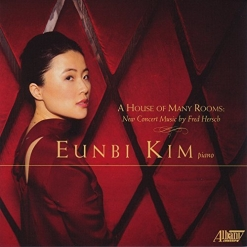 Cover image of the album A House of Many Rooms by Eunbi Kim