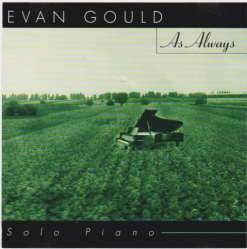 Cover image of the album As Always by Evan Gould