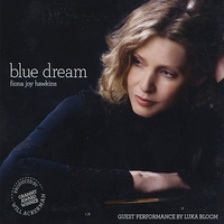 Cover image of the album Blue Dream by Fiona Joy Hawkins
