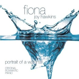 Cover image of the album Portrait of a Waterfall by Fiona Joy Hawkins