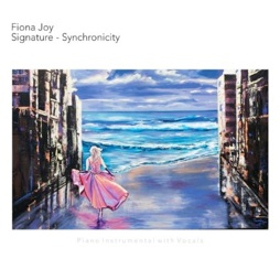 Cover image of the album Signature - Synchronicity by Fiona Joy Hawkins