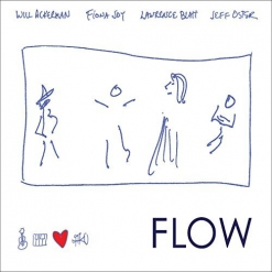 Cover image of the album FLOW by Fiona Joy Hawkins