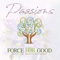 Cover image of the album Passions by Force For Good