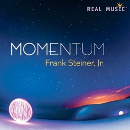 Cover image of the album Momentum by Frank Steiner, Jr.