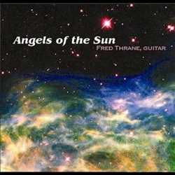 Cover image of the album Angels of the Sun by Fred Thrane