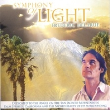 Cover image of the album Symphony of Light by Frederic Delarue
