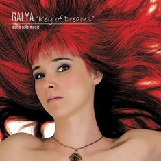 Cover image of the album Key of Dreams by Galya