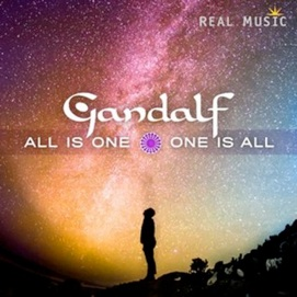 Cover image of the album All Is One - One Is All by Gandalf