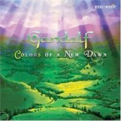 Cover image of the album Colors of a New Dawn by Gandalf