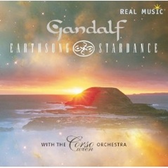 Cover image of the album Earthsong & Stardance by Gandalf