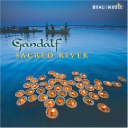 Cover image of the album Sacred River by Gandalf