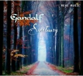 Cover image of the album Sanctuary by Gandalf